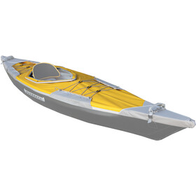 Pakboats Puffin Saco Verdeck yellow